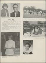 1972 Idabel High School Yearbook Page 22 & 23