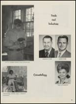 1972 Idabel High School Yearbook Page 28 & 29