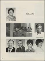 1972 Idabel High School Yearbook Page 32 & 33