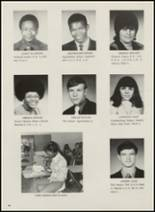 1972 Idabel High School Yearbook Page 40 & 41