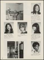 1972 Idabel High School Yearbook Page 44 & 45