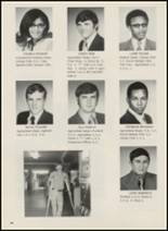 1972 Idabel High School Yearbook Page 50 & 51