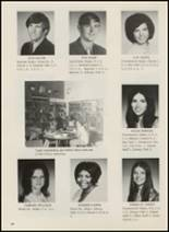 1972 Idabel High School Yearbook Page 52 & 53