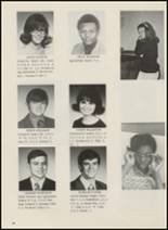1972 Idabel High School Yearbook Page 54 & 55