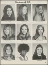 1972 Idabel High School Yearbook Page 72 & 73