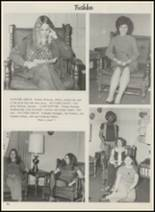 1972 Idabel High School Yearbook Page 76 & 77
