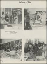 1972 Idabel High School Yearbook Page 80 & 81