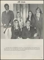 1972 Idabel High School Yearbook Page 100 & 101