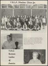 1972 Idabel High School Yearbook Page 102 & 103
