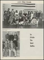 1972 Idabel High School Yearbook Page 110 & 111