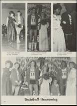 1972 Idabel High School Yearbook Page 122 & 123