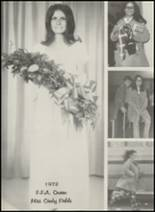 1972 Idabel High School Yearbook Page 126 & 127