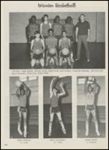1972 Idabel High School Yearbook Page 136 & 137