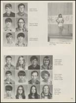 1972 Idabel High School Yearbook Page 154 & 155
