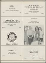 1972 Idabel High School Yearbook Page 202 & 203
