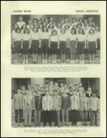1946 Redondo Union High School Yearbook Page 24 & 25