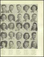 1946 Redondo Union High School Yearbook Page 30 & 31