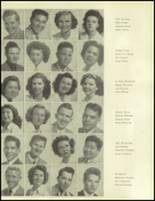 1946 Redondo Union High School Yearbook Page 38 & 39