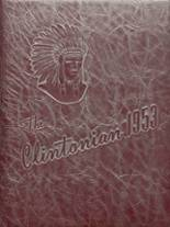1953 Yearbook Clinton Central High School