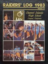1983 Yearbook Channel Islands High School