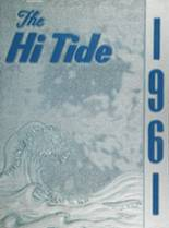 1961 Yearbook Miami Beach High School