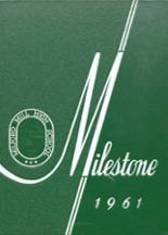 1961 Yearbook Milford Mill High School/Academy