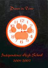 2002 Yearbook Independence High School