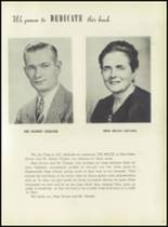 1951 Pleasantville High School Yearbook Page 10 & 11