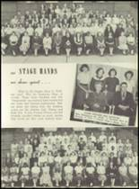 1951 Pleasantville High School Yearbook Page 12 & 13