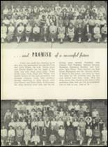 1951 Pleasantville High School Yearbook Page 14 & 15