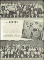 1951 Pleasantville High School Yearbook Page 16 & 17