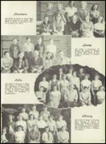 1951 Pleasantville High School Yearbook Page 20 & 21
