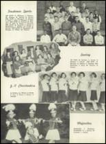 1951 Pleasantville High School Yearbook Page 22 & 23