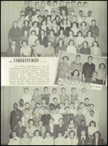 1951 Pleasantville High School Yearbook Page 24 & 25
