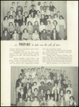 1951 Pleasantville High School Yearbook Page 26 & 27