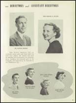 1951 Pleasantville High School Yearbook Page 30 & 31