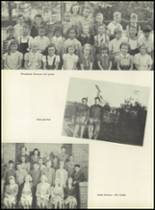1951 Pleasantville High School Yearbook Page 34 & 35