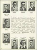 1951 Pleasantville High School Yearbook Page 36 & 37