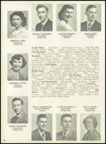 1951 Pleasantville High School Yearbook Page 38 & 39