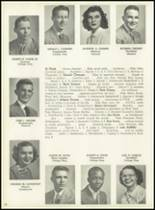 1951 Pleasantville High School Yearbook Page 40 & 41