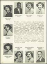 1951 Pleasantville High School Yearbook Page 42 & 43
