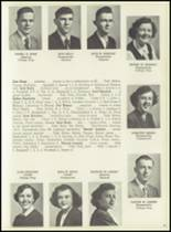 1951 Pleasantville High School Yearbook Page 44 & 45