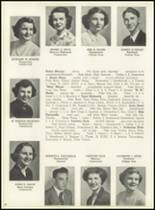 1951 Pleasantville High School Yearbook Page 48 & 49