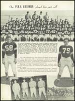 1951 Pleasantville High School Yearbook Page 58 & 59