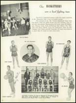 1951 Pleasantville High School Yearbook Page 60 & 61
