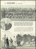 1951 Pleasantville High School Yearbook Page 62 & 63