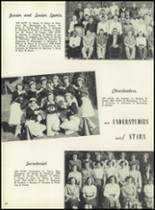 1951 Pleasantville High School Yearbook Page 66 & 67