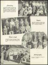 1951 Pleasantville High School Yearbook Page 68 & 69