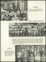 1951 Pleasantville High School Yearbook Page 70 & 71