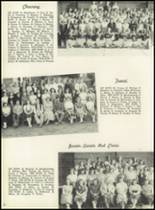 1951 Pleasantville High School Yearbook Page 72 & 73